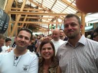 Cseperkáló Józsival, a Panelpékkel és férjemmel
