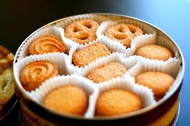 Ezek az erdeti dán vajas kekszek