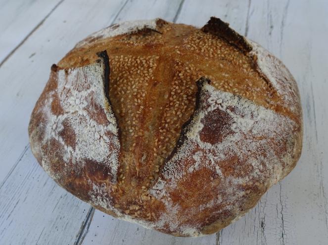 Péklány zsályás kenyér